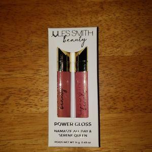 NIB Jules Smith Beauty Lip Glosses
